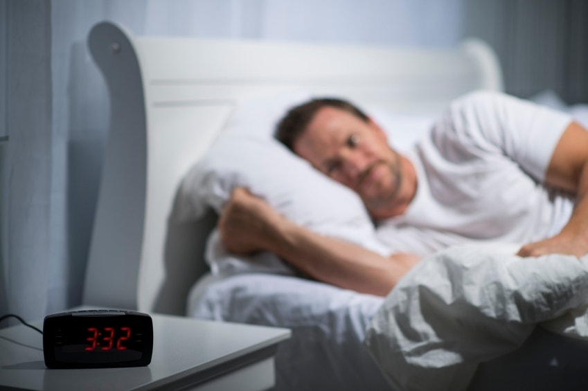Study recommends therapy, not sleeping pills to treat insomnia