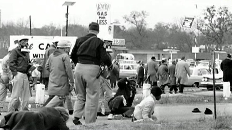 Jonathan Serrie reports from Selma, Alabama