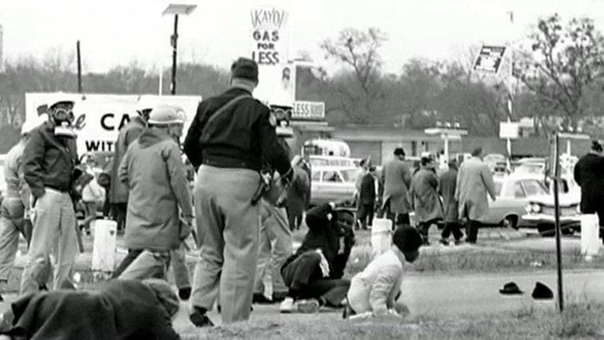 Jonathan Serrie reports from Selma, Alabama