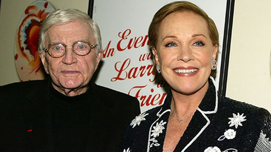 Julie Andrews remembers 41 years of marriage
