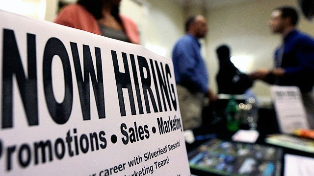 February unemployment numbers: Jobs up but wages still lag