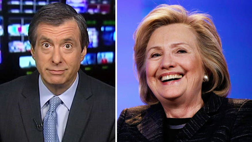 'Media Buzz' host on fallout from Clinton email controversy