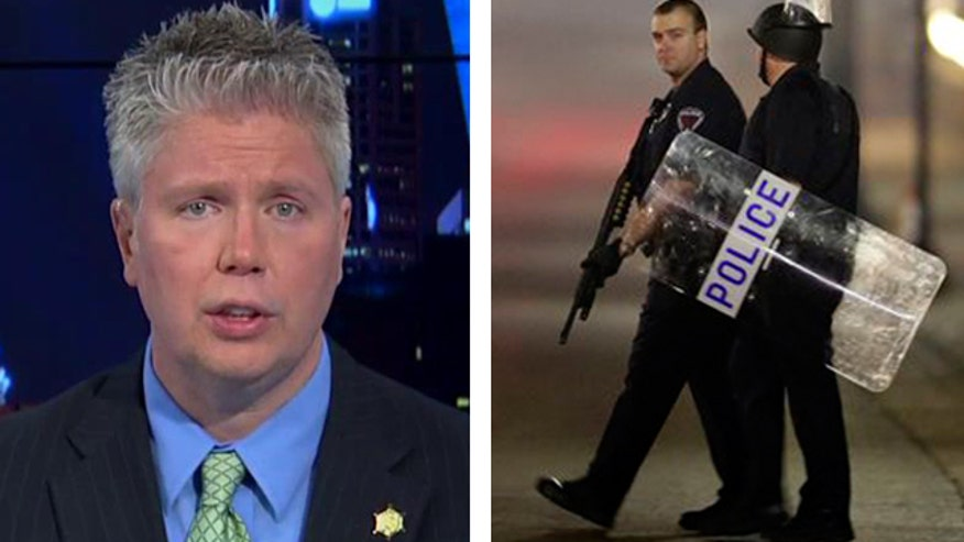 Jeff Roorda says protesters want dead cops