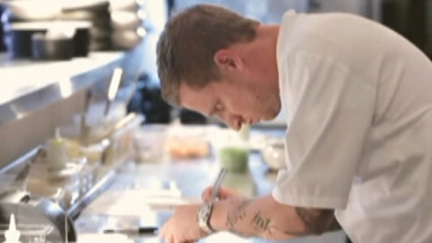 "Michael Voltaggio and Mariana Van Zeller discuss the new show ""Breaking Borders."""