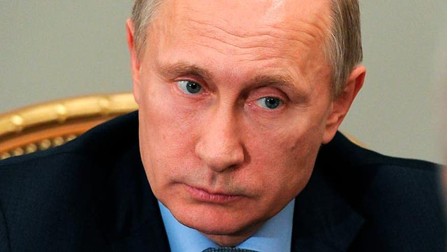 Russian president disappears from public eye
