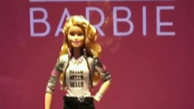 Is the new talking Barbie cool or creepy?