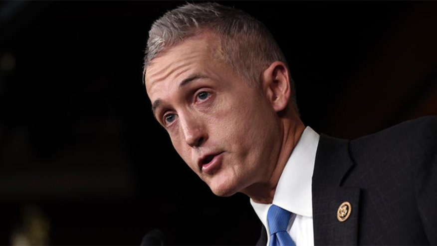 Trey Gowdy on efforts to retrieve Hillary Clinton's emails