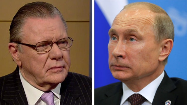Keane: Counter Putin by moving US bases to Eastern Europe