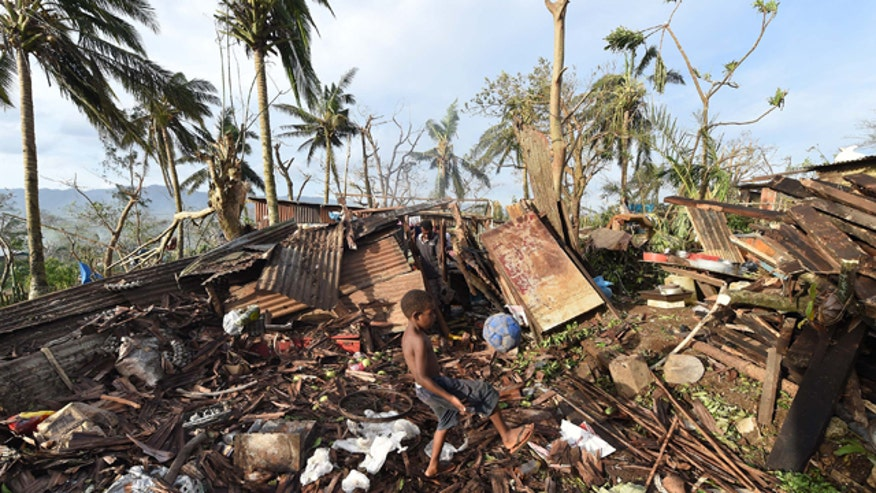 Vanuatu officials appeal to the international community for aid