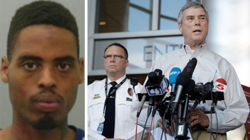 20-year-old Jeffrey Williams confessed to the crime, says he did not specifically target police