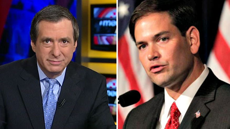 'Media Buzz' host reacts to Politico piece on 2016 contender Marco Rubio