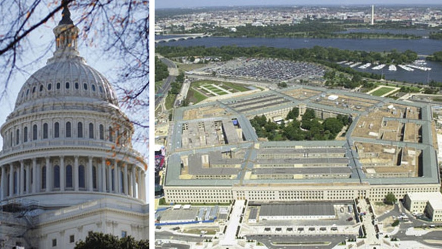 Jennifer Griffin reports from the Pentagon
