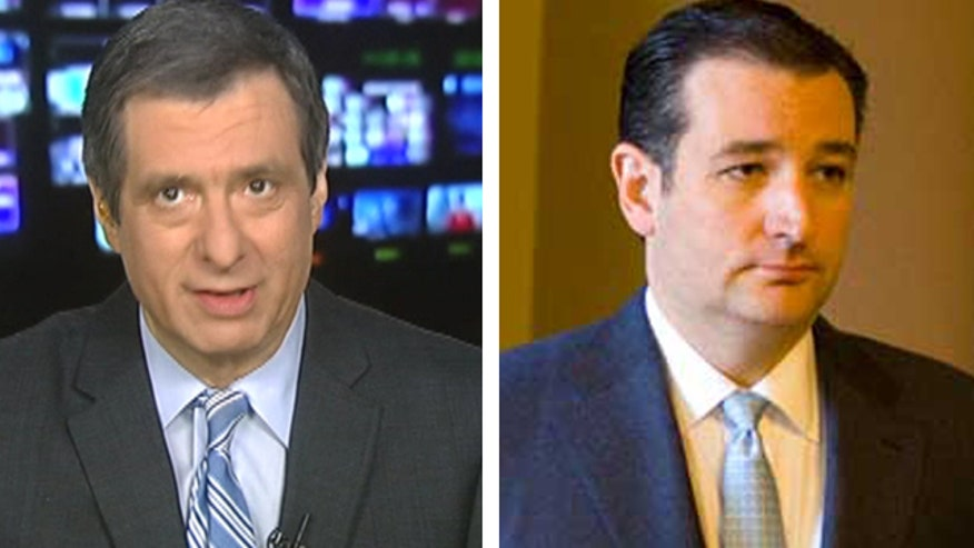 'Media Buzz' host on uproar over Ted Cruz's interaction with three-year-old girl