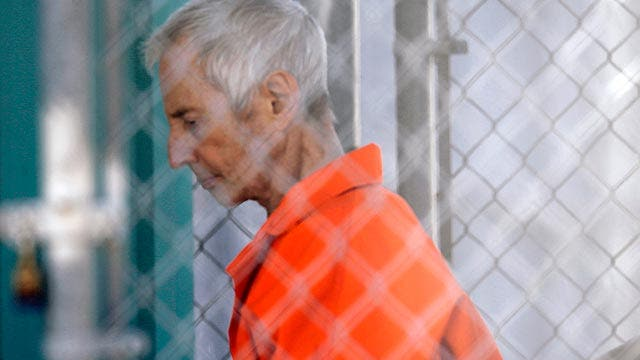 Accused murderer Robert Durst moved to psychiatric facility