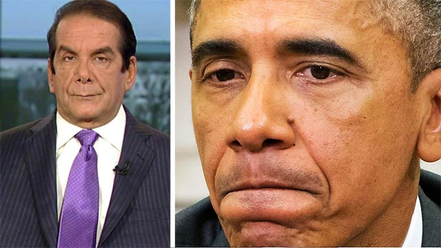 "Krauthammer: White House reaction to Netanyahu victory ""unseemly"""
