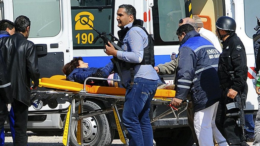 No one has claimed responsibility for deadly attack that left 17 dead, but several factors point to the terror group