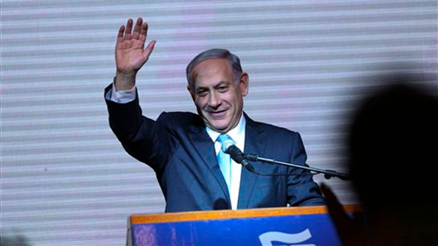 Israeli PM insists he did not rule out the prospect of a two-state solution in the run-up to the election