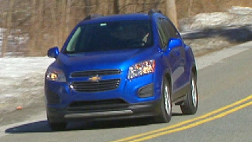 FoxNews.com's Gary Gastelu makes tracks in the Chevrolet Trax subcompact crossover. Is it the next big thing?