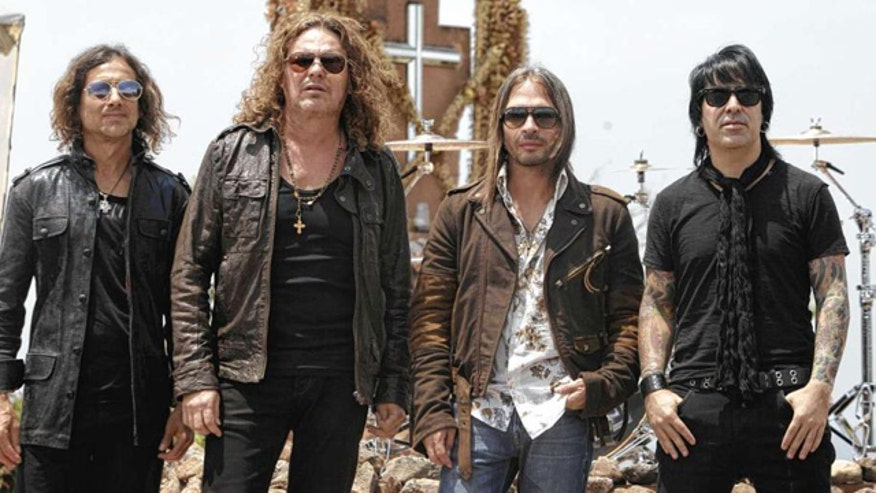 Latin America's most successful rock band speaks out against corruption