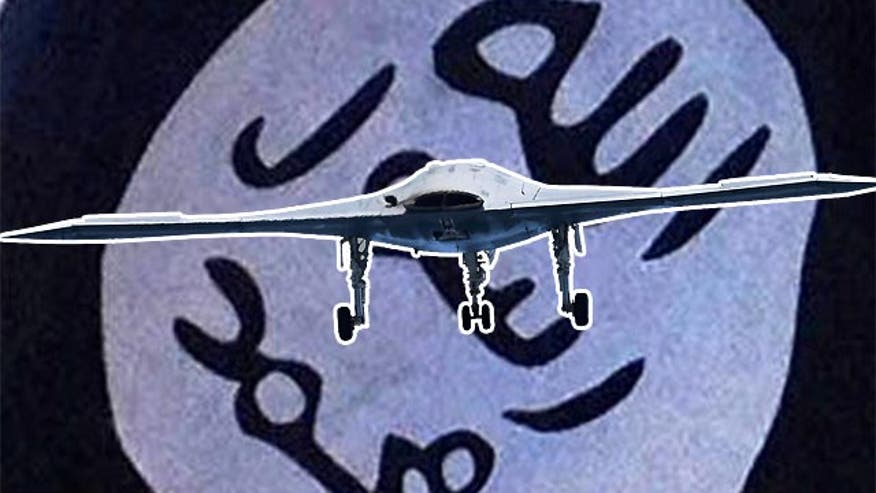 Is the terror group capable of assembling a fleet of drones?