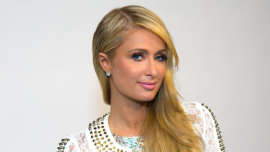 Paris Hilton stops by FNM's studios to talk about how she got into the fragrance industry.