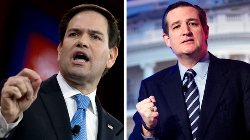 'Scary' Cruz, Rubio's 'House of Horrors'