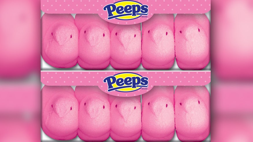 The maker of Peeps teams up with a dairy company to produce a new sweet for Easter.