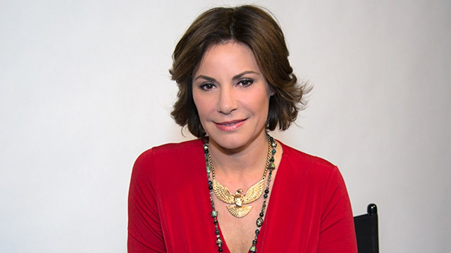 "Former ""Real Housewives"" star Luann de Lesseps gives us a look at her new fashion line and shares her stylish dont's."