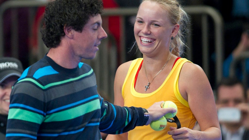 Caroline Wozniacki reflects on broken engagement