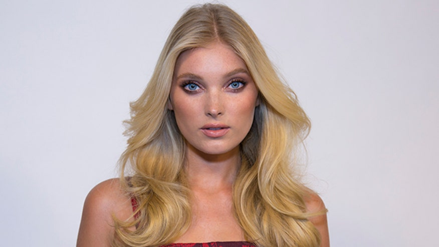 Supermodel Elsa Hosk gives us a behind-the-scenes look at the filming of Victoria's Secret's Swim Special in Puerto Rico.