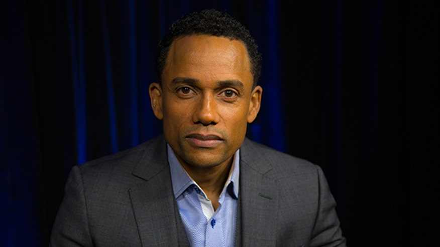 "Actor Hill Harper, now appearing in the new erotic thriller ""The Boy Next Door,"" gives us a sneak peek at his provocative new movie."