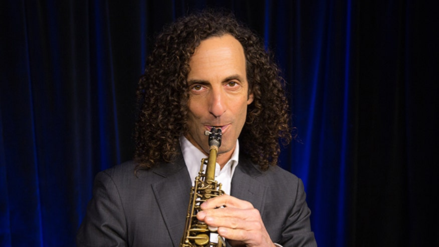 Kenny G talks 'Brazilian Nights,' his new album of bossa nova songs old and new.