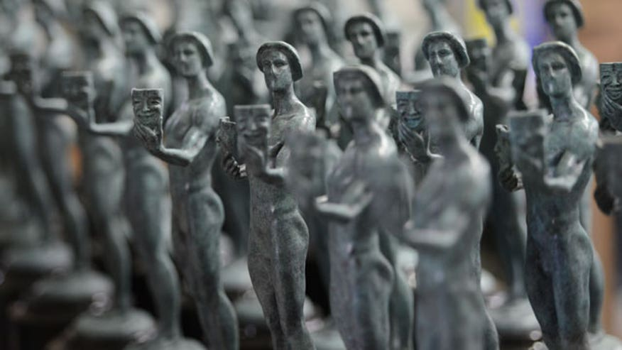 Michael Tammero takes a look at what goes into a SAG award - literally.