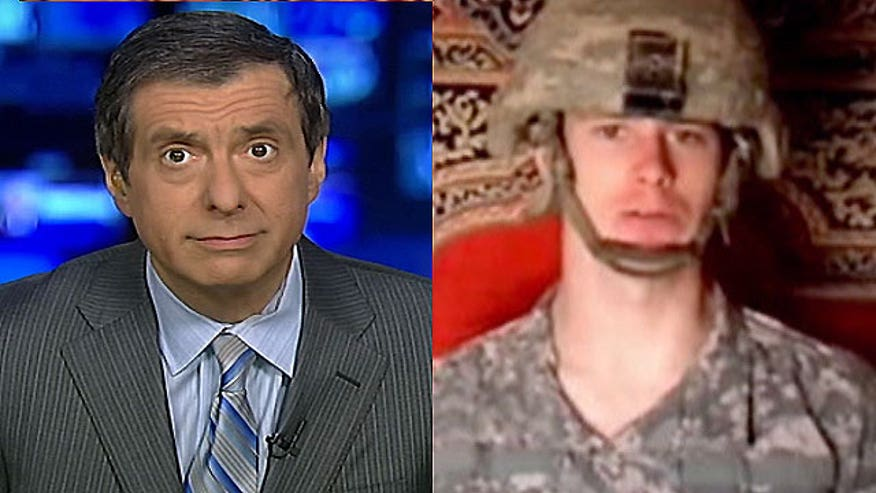 'Media Buzz' host investigates how the media first reported Bergdahl's release