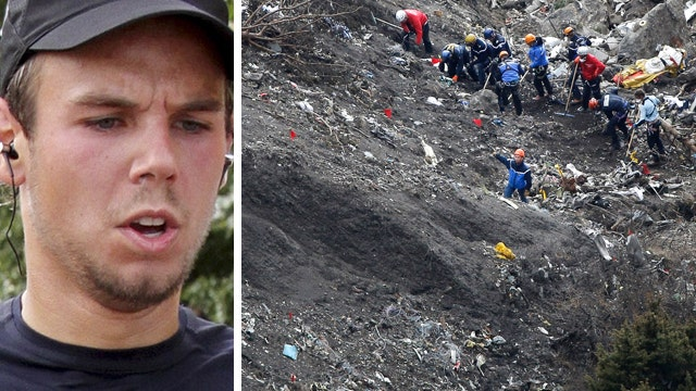 Germanwings co-pilot had dreams about plane crashing, report says
