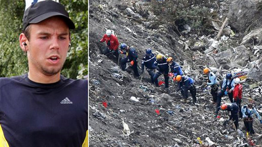 Officials: Germanwings co-pilot deliberately crashed plane