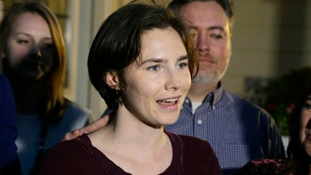 After the Buzz: Our Amanda Knox obsession
