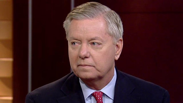 Graham: We're on the verge of a Mideast nuclear arms race