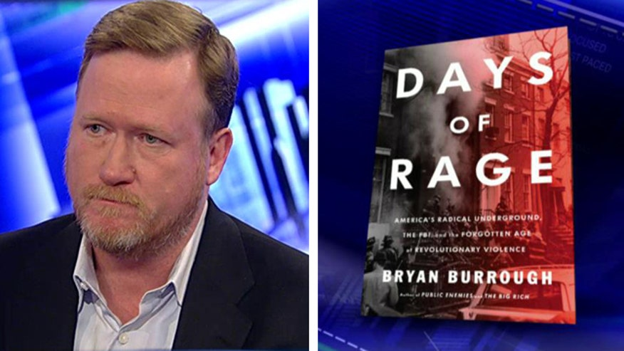 Author of 'Days of Rage' speaks out on 'The Kelly File'
