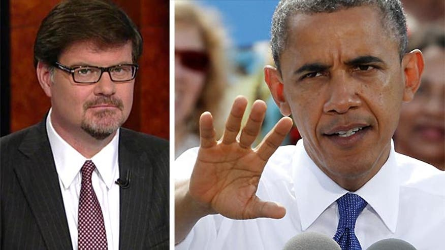 """Jonah Goldberg said Monday on """"Special Report with Bret Baier"""" that as the deadline for a framework agreement on Iran's nuclear program ticks down to its final hours, the Obama administration is simply getting desperate."""