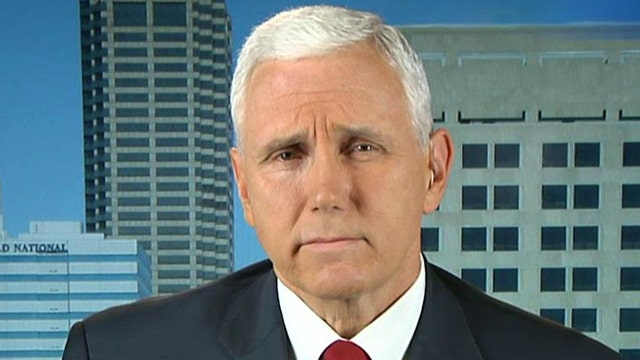 Pence vows to 'fix' religious freedom law, ensure 'no license to discriminate'