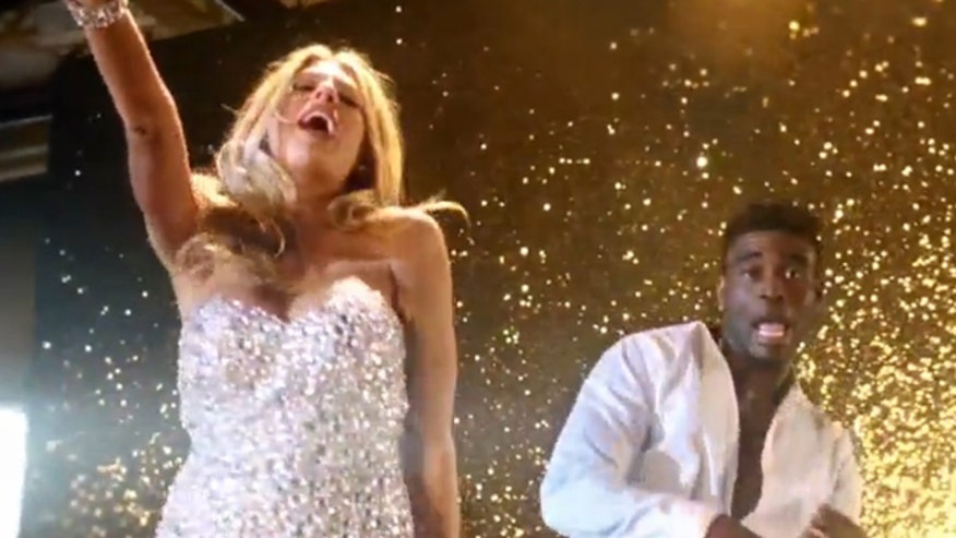 Charlotte McKinney sent packing on 'Dancing with the Stars'