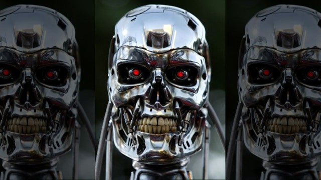 The real 'Terminator?' Chinese scientists create liquid metal machine