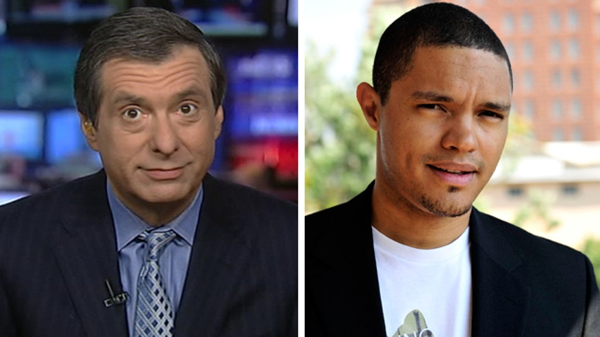'Media Buzz' host has two words for Trevor Noah: Oy Vey
