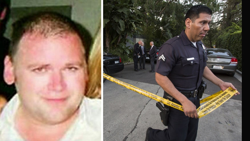 Coroner says Andrew Getty's death appears to be from natural causes