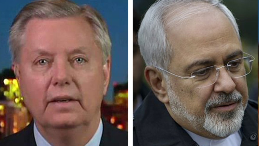 Sen. Lindsey Graham on why the US won't walk away from the ongoing talks with Iran