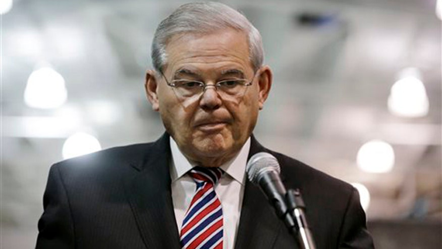 Sen. Robert Menendez indicted on corruption charges