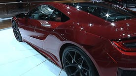 Acura General Manager Mike Accavitti says NSX supercar will deliver bang for 150,000 bucks.