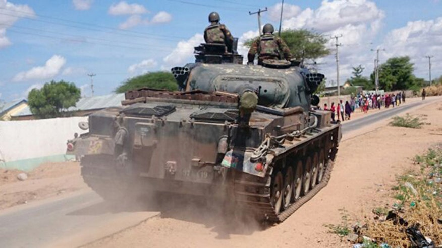 Al-Shabaab claims responsibility for attack
