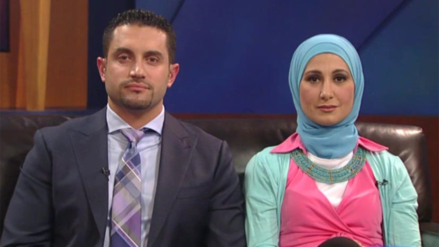 Sister and brother-in-law of Amir Hekmati plead for help in his ordeal. #FreeAmirNow